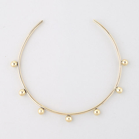 Dot Choker Necklace