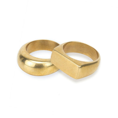 Ozuru Stacking Rings