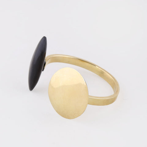 Pia Dome Signet Ring