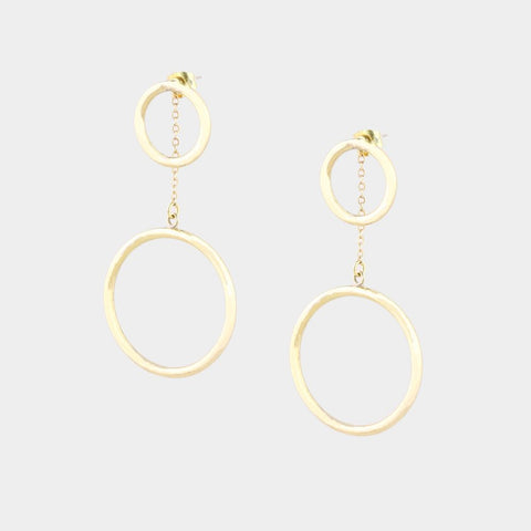 Asha Drop Earrings