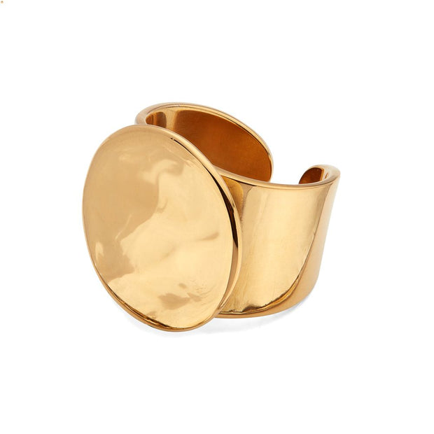 Ripple Statement Ring