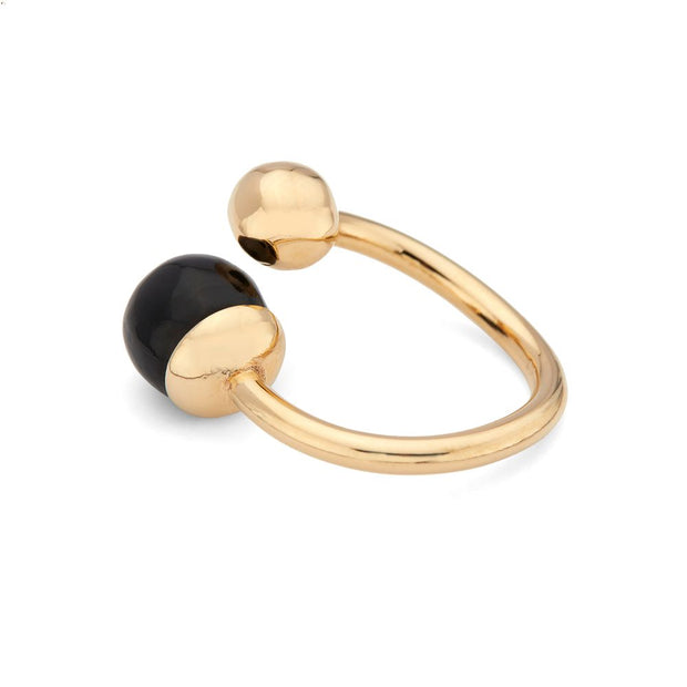 Mpira Twisted Ring
