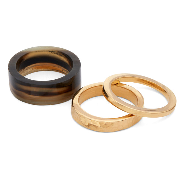 Safiri Stacking Rings