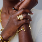 Wingu Stacking Rings