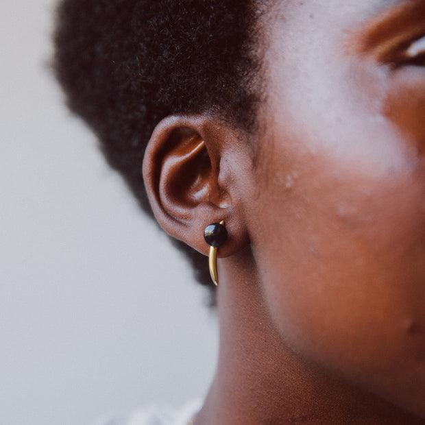 Mpira Stud Earrings