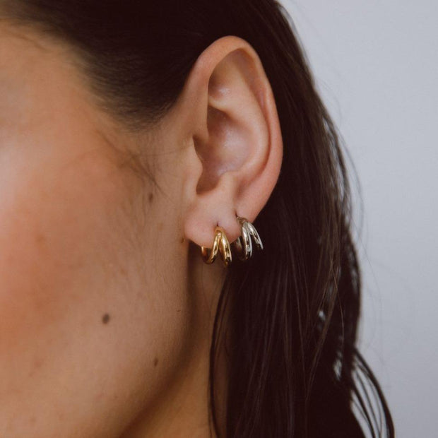 Dogo Mini Hoop Earrings