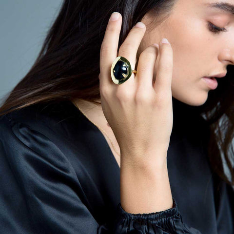 Astra Statement Ring