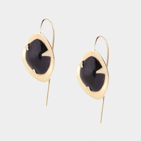 Capped Pia Earrings