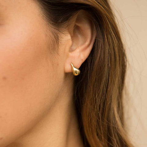 Drop Stud Earrings