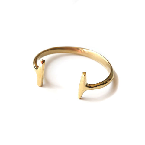 Twisted Dash Ring
