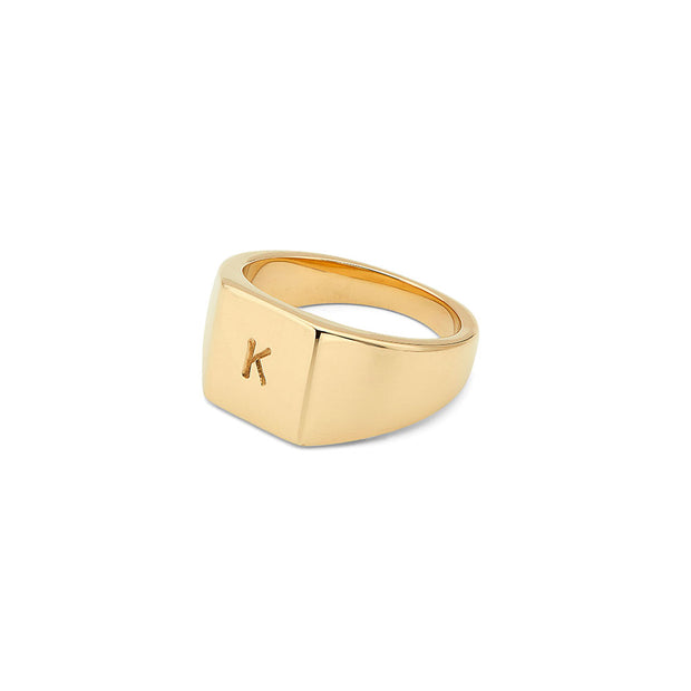 Iga Personalized Pinky Ring