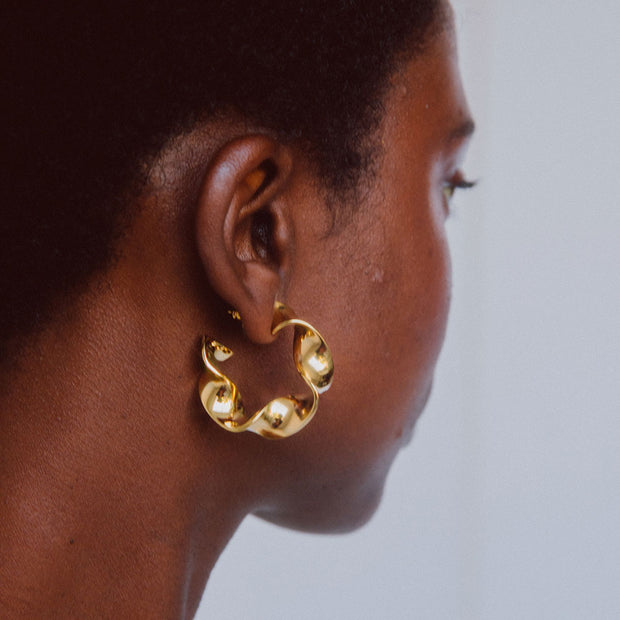 Joy Mini Hoop Earrings