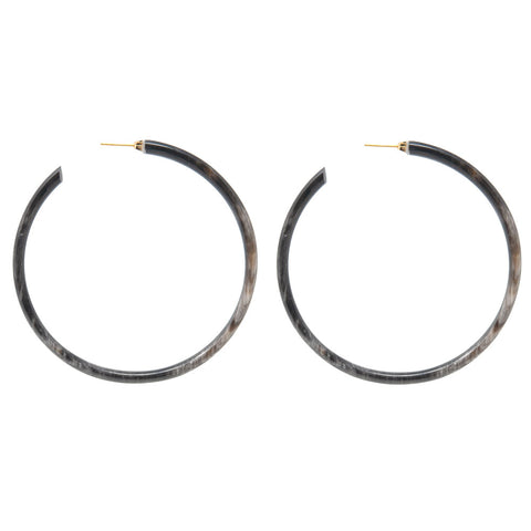 Maxi Triple Hoop Earrings