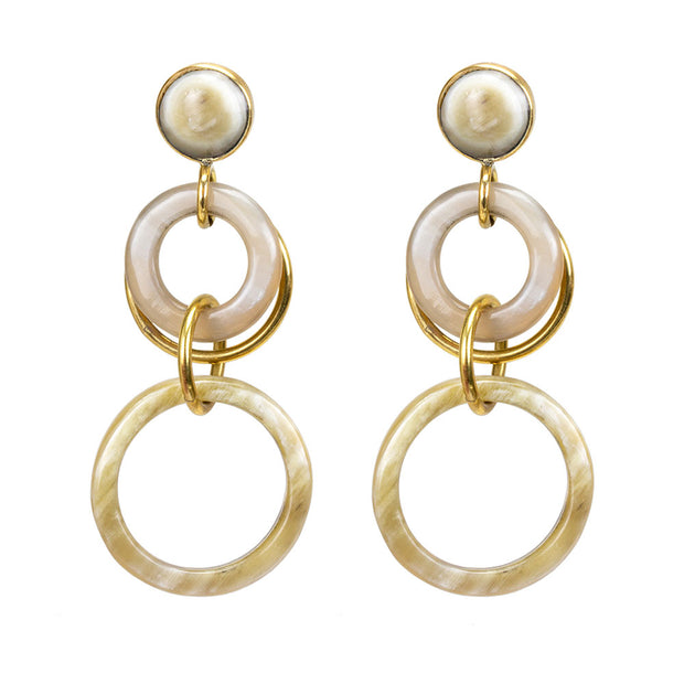Nayo Statement Earrings
