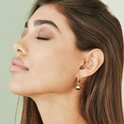 Nene Mini Hoop Earrings