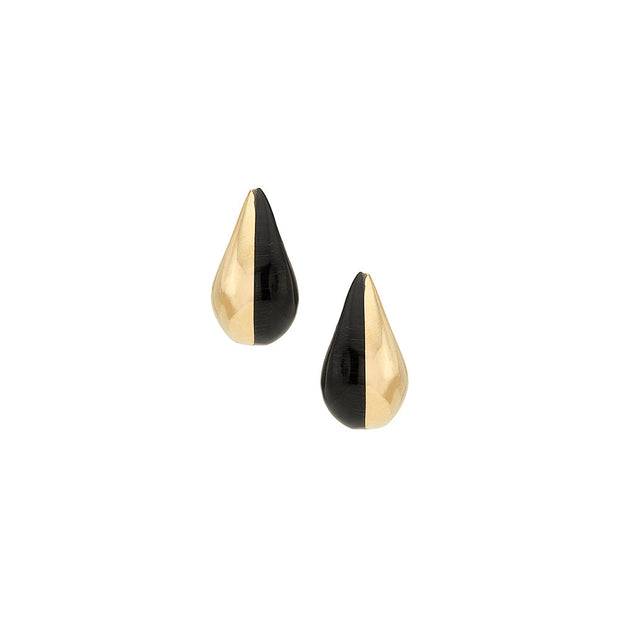 Nene Teardrop Stud Earrings