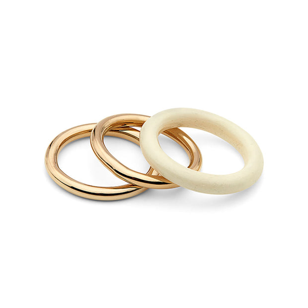 Raha Stacking Rings