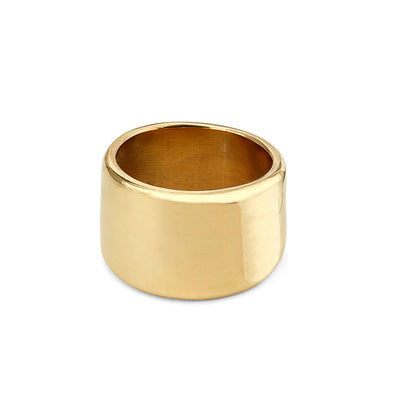 Ripple Band Ring