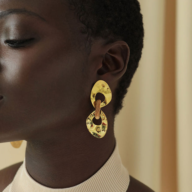 Sanamu Statement Earrings