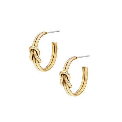Sayo Hoop Earrings
