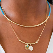 Amani Charm Necklace