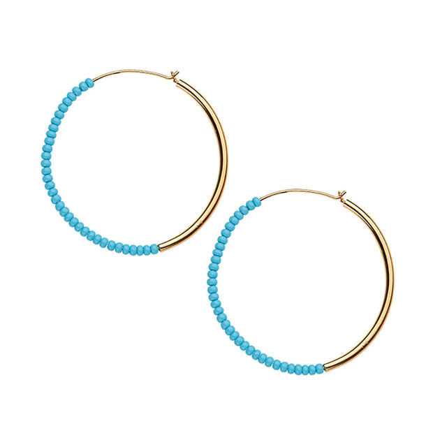Shanga Maxi Hoop Earrings