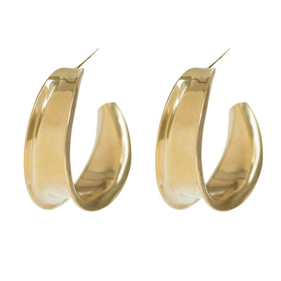 Valle Hoop Earrings