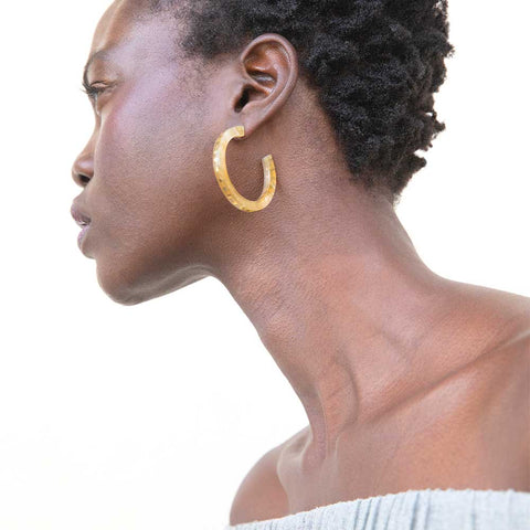 Vega Hoop Earrings