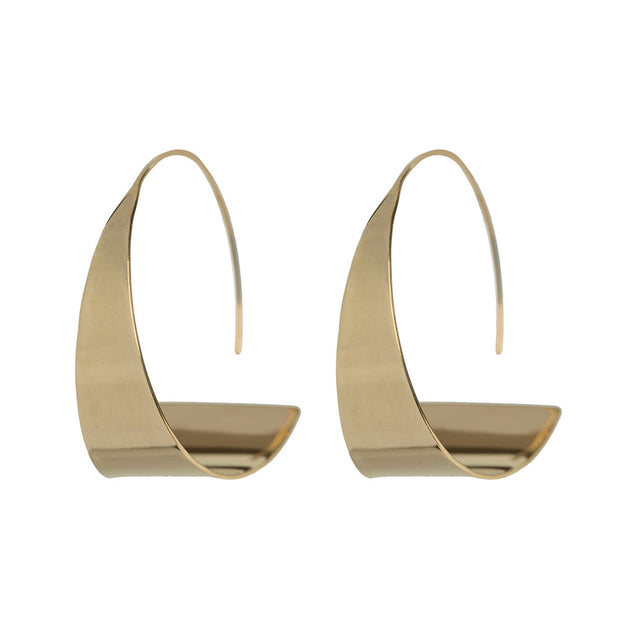 Zuri Threader Earrings