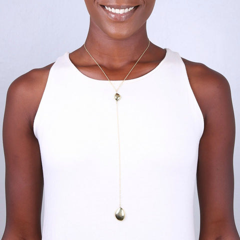 Sabi Lariat Necklace