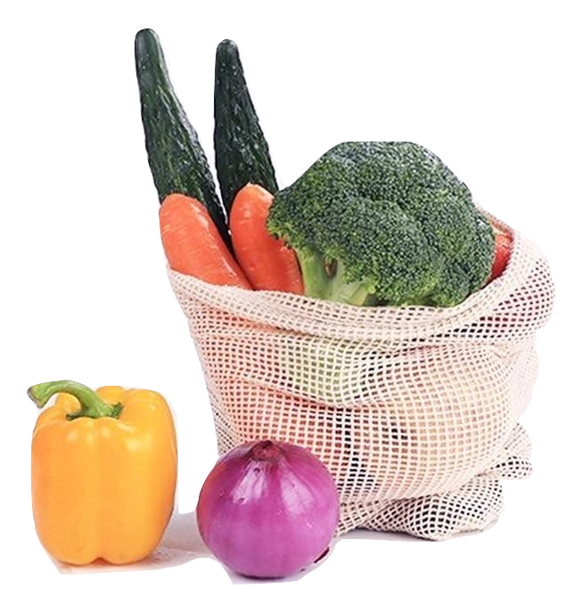 Biodegradable Produce Bags 3 Pacs