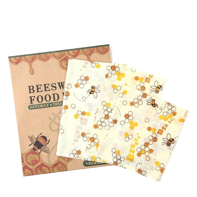 Bee Good Reusable Beeswax Food Wrap
