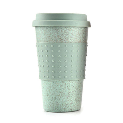 Wheat Straw Reusable Travel Mug - Earthlogy