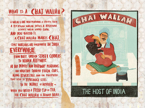 A Rickshaw Wallah Drives The Dhobi Washes Clothes And Chai You Guessed It Makes Wallahs Are Everywhere In India