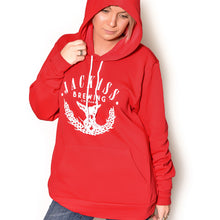 Load image into Gallery viewer, Pullover Hoodie (Red)