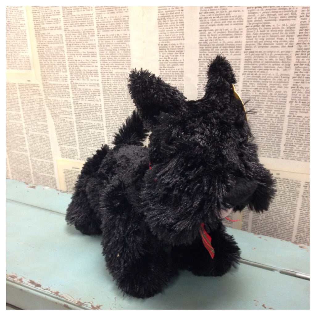 Melissa and Doug Maxwell Scottie Dog stuffed animal