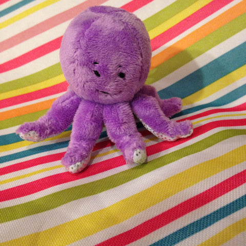 Sea Critter Finger Puppet Octopus
