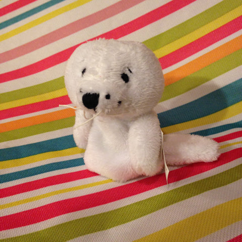Sea Critter Finger Puppet Seal