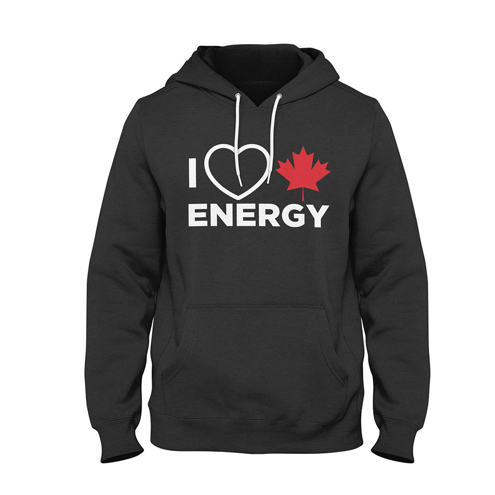 'I love Canadian Energy' ProFleece Hoodie