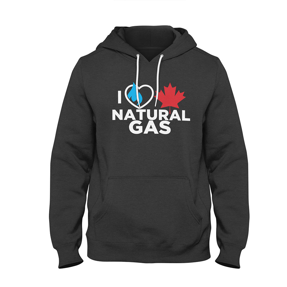'I Love Canadian Natural Gas' ProFleece Hoodie