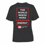 'I am Canadian Energy' Performance Tee
