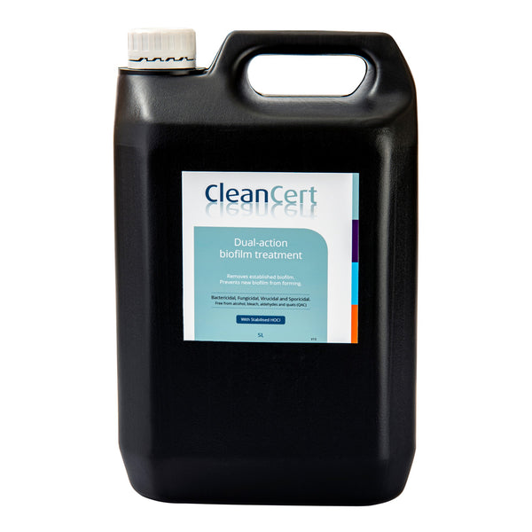 CleanCert Biofilm Treatment 5L