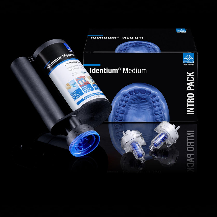 Identium Medium - A Silicone / Polyether Blend
