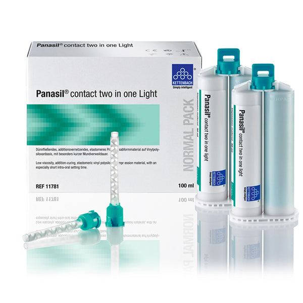 Pansil Contact Two in One - Impression A Silicone