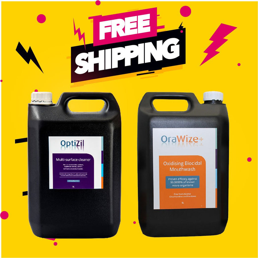 Orawize/Optizil Twin Pack with Free DPD Next Day Courier Delivery