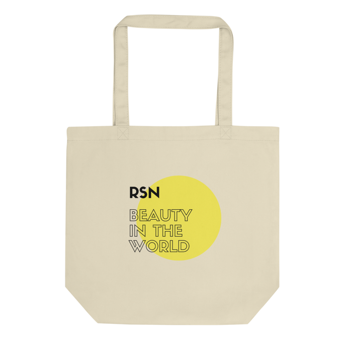 Beauty in The World - Eco Tote Bag