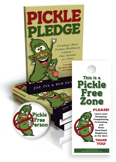Pickle Challenge Starter Kit