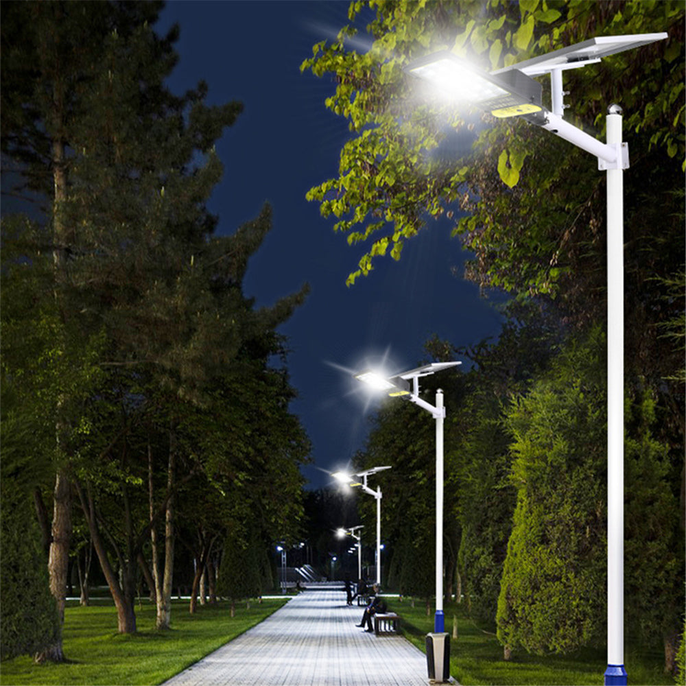 500W Solar Street Light 45000 Lumens