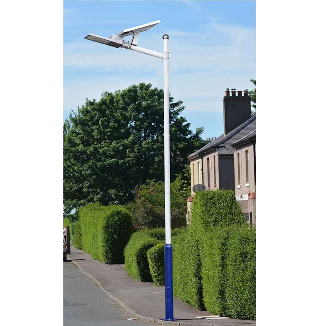 20ft High Street Light Pole