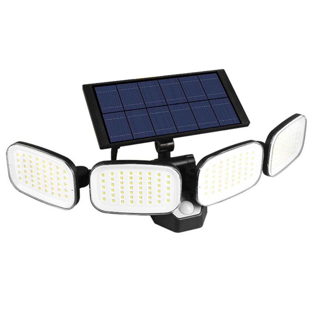 140W Solar Street Light 14000 Lumens
